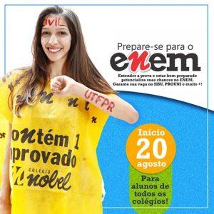 Alexia Ladeira é aluna Nobel, aprovada em Engenharia Civil na UEM e, pelo ENEM, na UTFPR